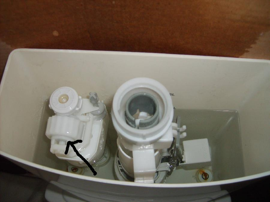 Ask The Trades Leaking Cistern Condensation