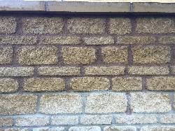 Back wall 2
